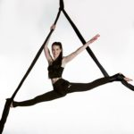 Aerial Silk Luft Akrobatik | Erwachsenen Kurse im Circus Center Bruck