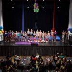 """Aerial Silk Luft Akrobatik - Abschlussshow unter dem Titel """"The Greatest Show"""" 29. Juni 2019 - Circus Center Bruck/Mur"""