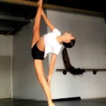 Akrobatik | Merith Seibert im Circus Center Bruck/Mur