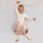 Ballett Kinder Kurse im Circus Center Bruck