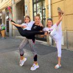Aerial Silk & Hoop Luftakrobatik | Kinder und Jugendliche Sommerkurse im Circus Center Bruck/Mur